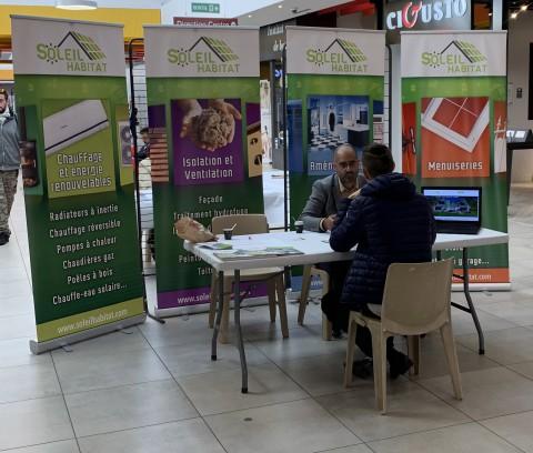 Soleil Habitat au forum pour l'emploi
